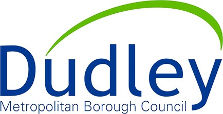 dudley metropolitan borough council footer logo